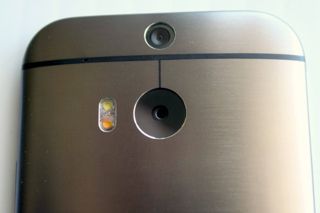 Verizon Wireless HTC One 2014 camera 1