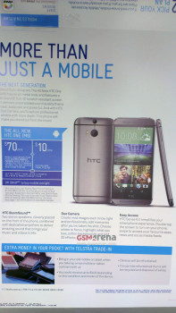 all new htc one leaked ad