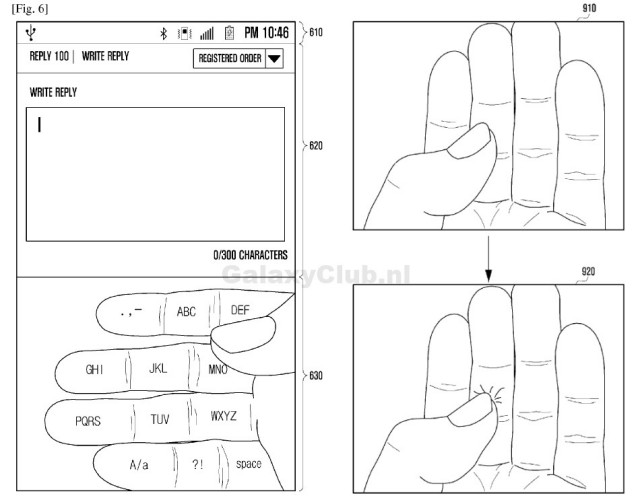 samsung-gear-glass-augmented-reality-hand-keyboard