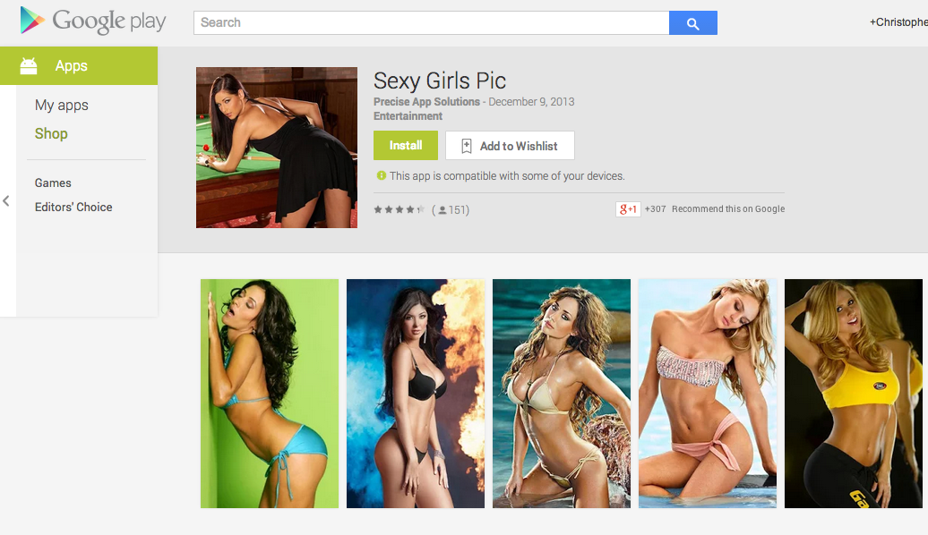 Google finally rids the Play Store of Android porn
