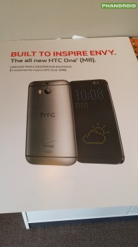 vzw htc one flyer spanish