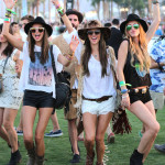 Coachella girls hot