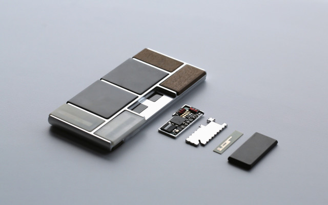 Google Project Ara ATAP