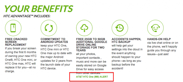 HTC Advantage Benefits