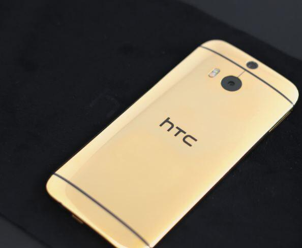 Htc One m8 Colors t Mobile Htc One m8 Gold Plated