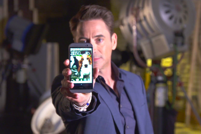 HTC RDJ commercial