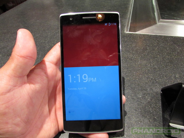 OnePlus One hands-on wm_21