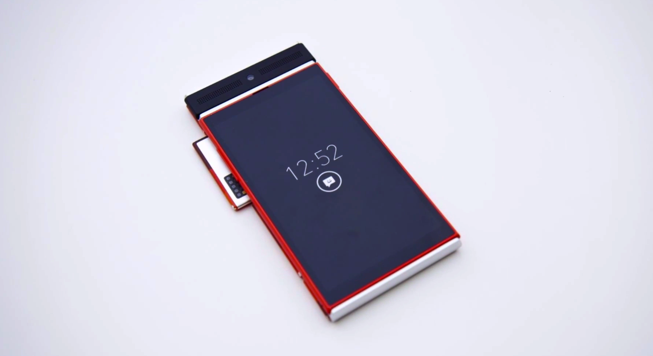 Another look at Project Ara, the team behind it, and its speedy.