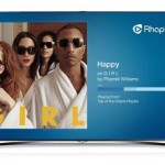 Rhapsody Pharell Chromecast TV