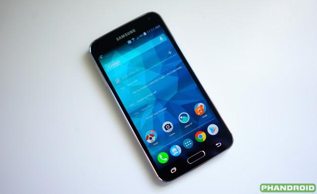 Samsung Galaxy S5 DSC05763