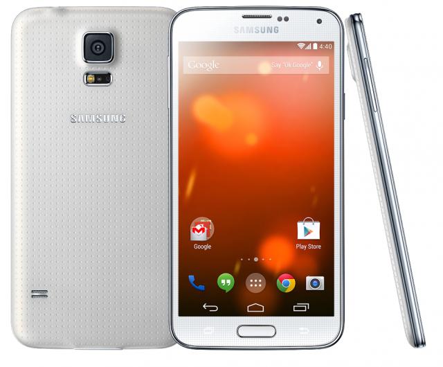 Samsung Galaxy S5 Google Play Edition