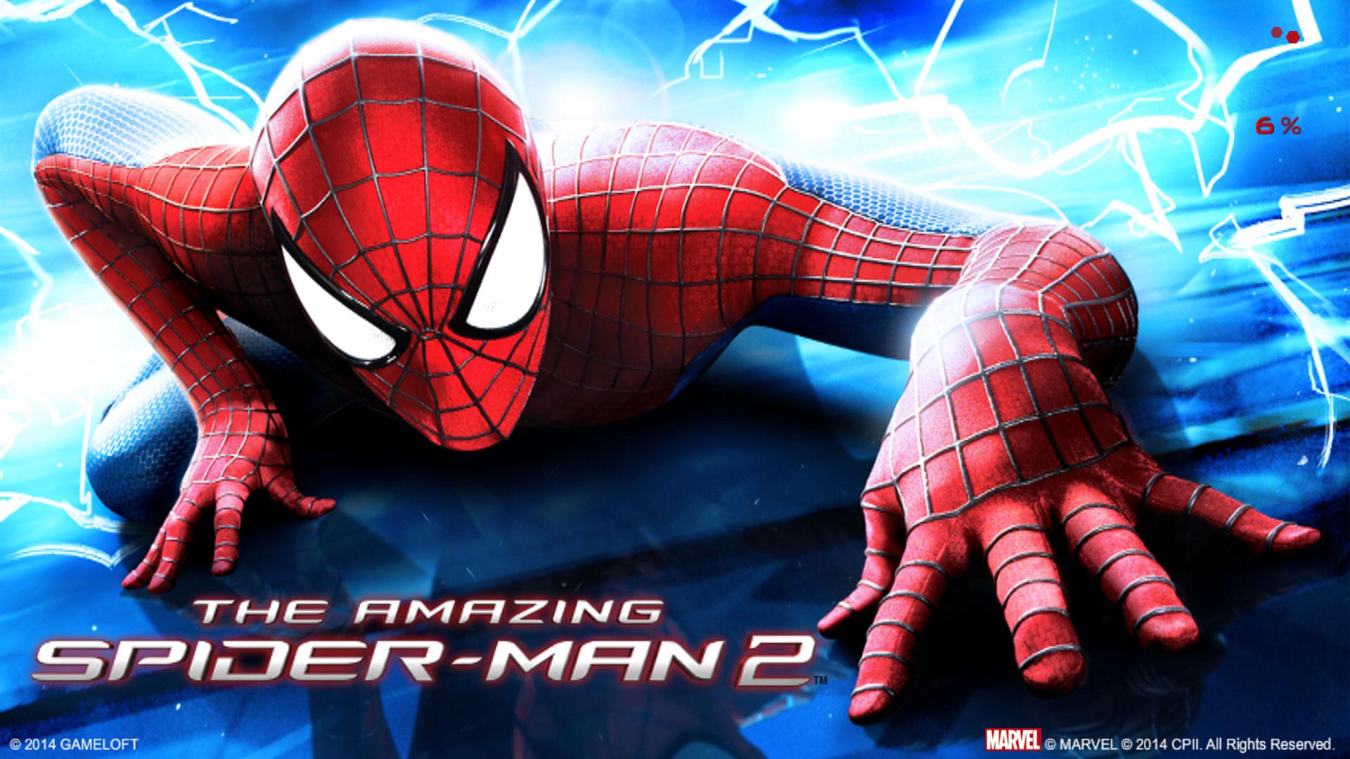 دانلود بازی زیبای The Amazing Spider-Man 2 برای اندروید