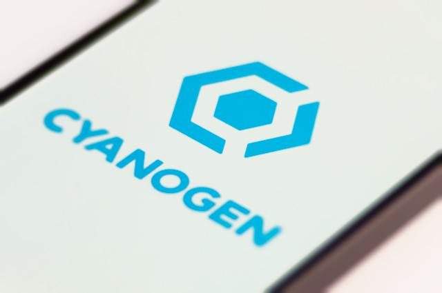 cyanogenmod logo 5