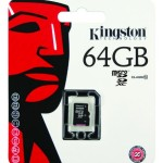 kingston micro sd card