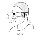 sony head-mounted display patent 5