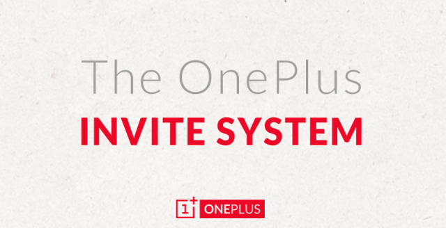 the oneplus one invite system