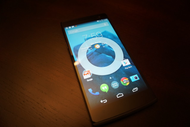Oppo Find 7a OnePlus CM11S