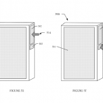 Facebook phone touchpad patent 2