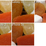 LG G3 vs Galaxy S5 Note 3 One M8 iPhone 5s 1