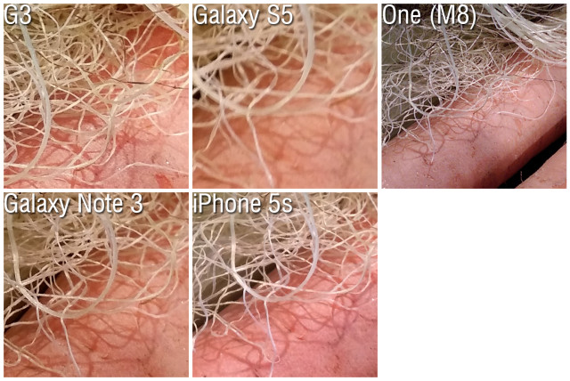 LG G3 vs Galaxy S5 Note 3 One M8 iPhone 5s 3