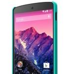 Nexus 5 Snap Case Aqua