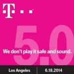T-Mobile Uncarrier 5.0 invite