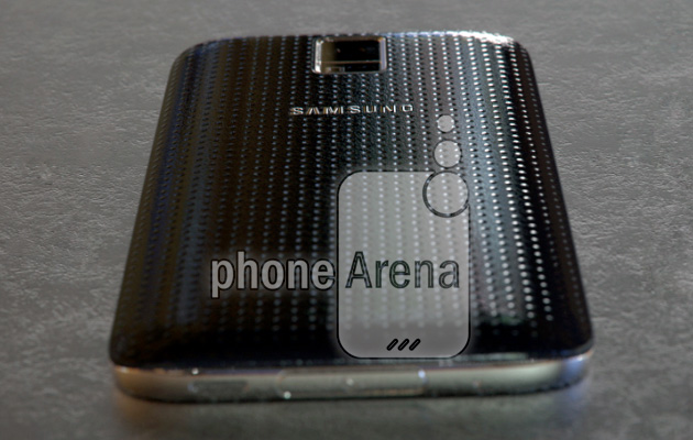 Galaxy S5 Prime leaked image