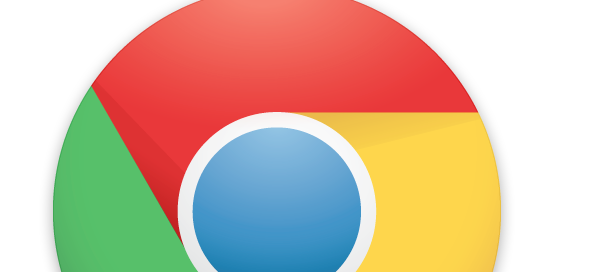 google chrome logo cropped
