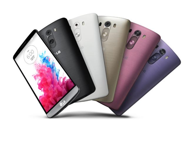 lg g3 color range