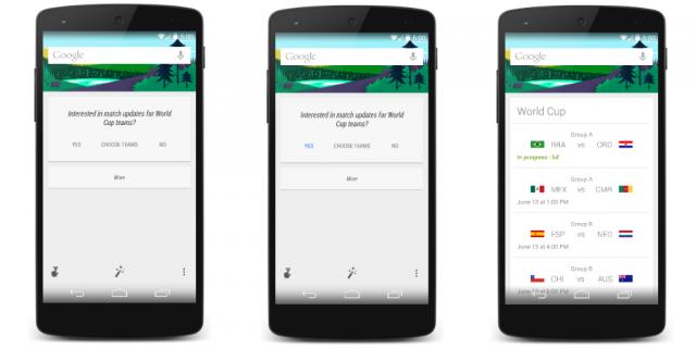 Android 5.0 screenshots