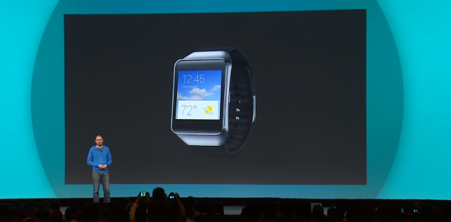Android Wear Samsung Gear Live