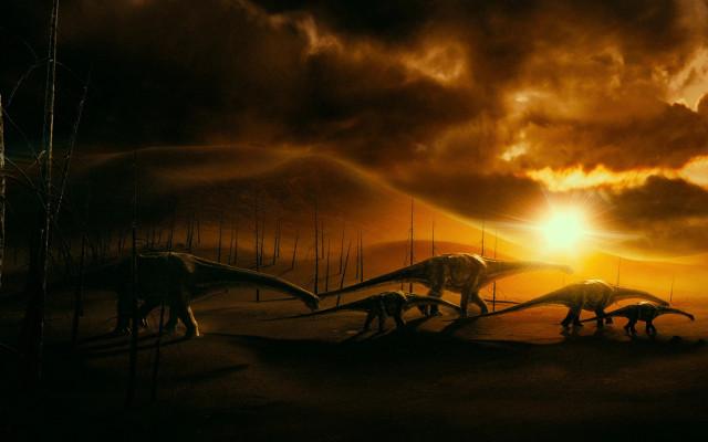 DawnoftheDinosaurs