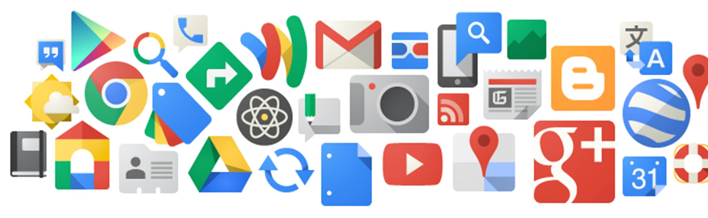 Fresh out the oven: Google apps extracted from the latest ...