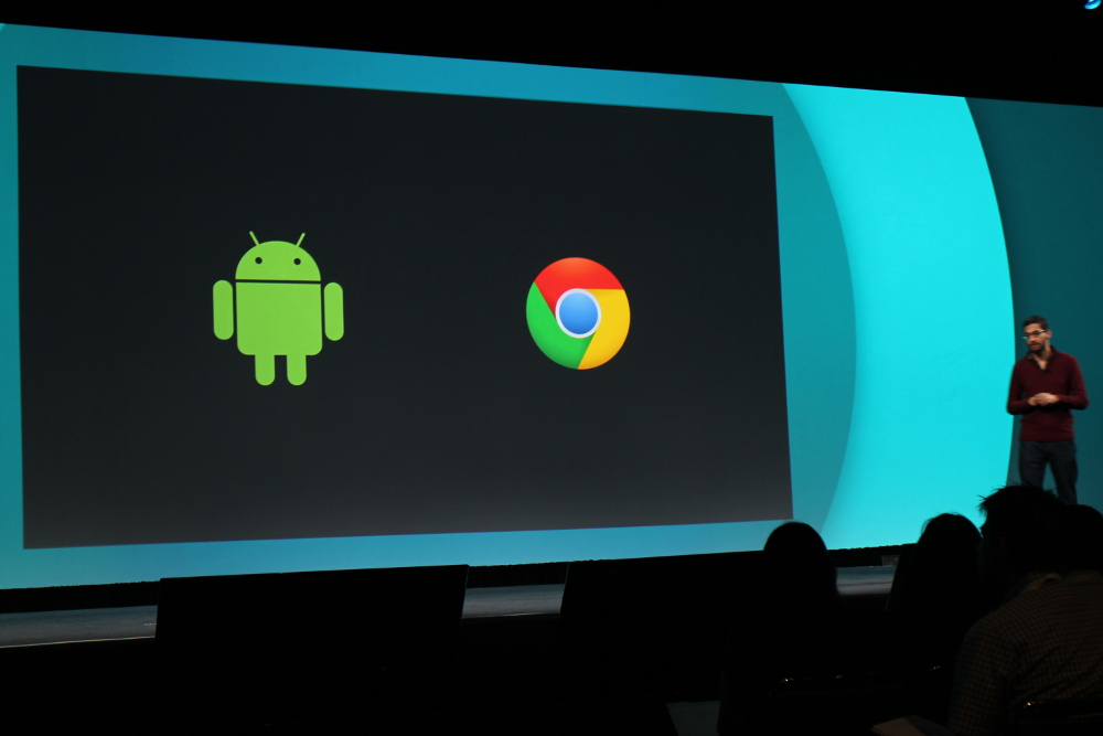 will android apps run on chromebook service pick different