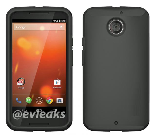 Moto X Plus 1 case evleaks