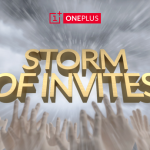 OnePlus One Storm of Invites promo