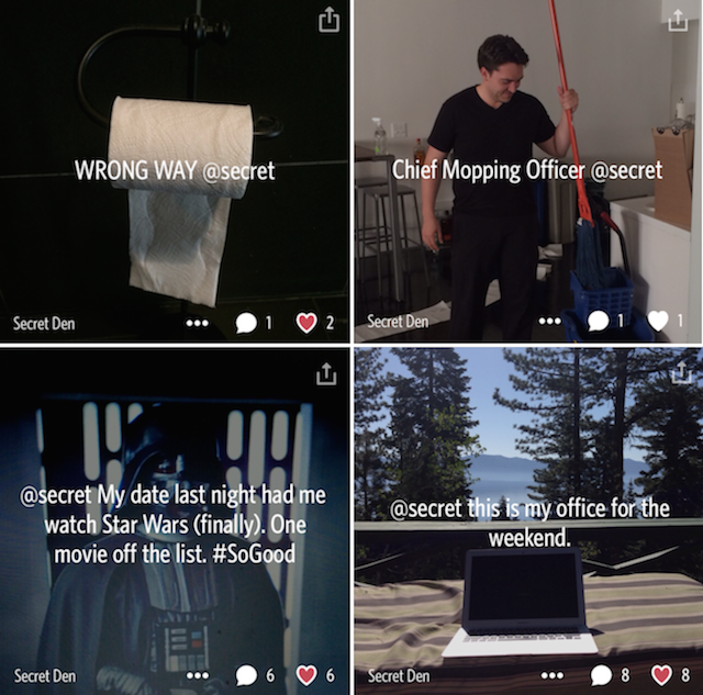 Secret Dens screenshots