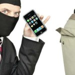 Smartphone theft iphone