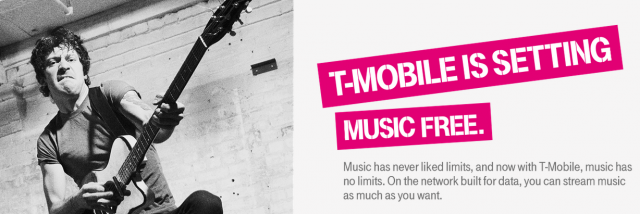 T-Mobile Music Freedom 1