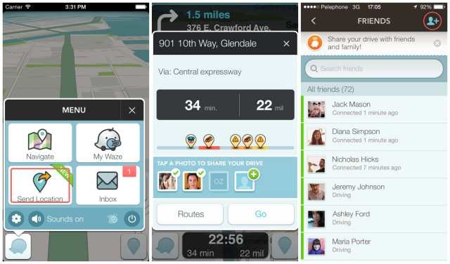 Waze 3.8 update ios