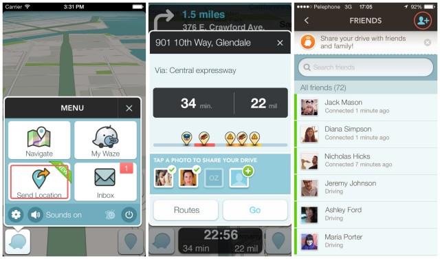 Waze 3.8 update ios