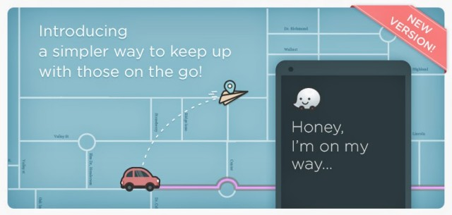 Waze New Version 3.8