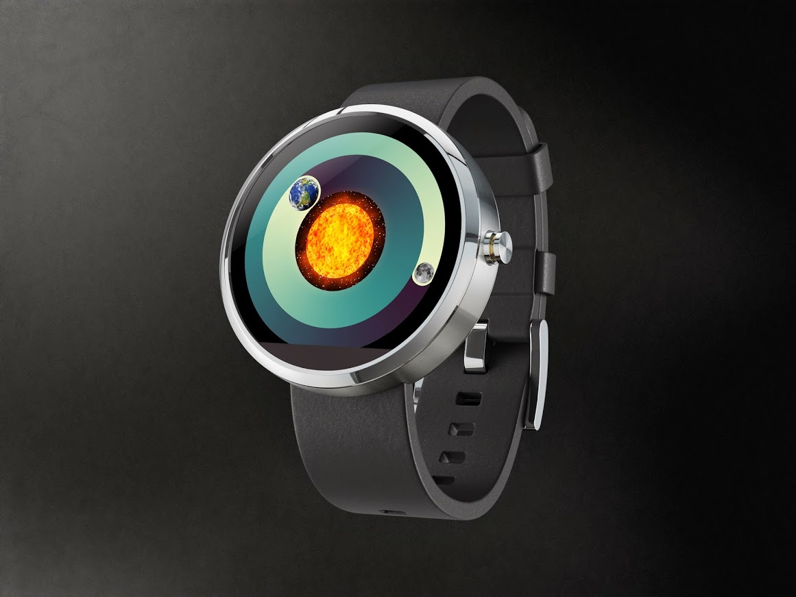 futuristic clock 17 awesome moto 360 designs we want to wear right now u200f