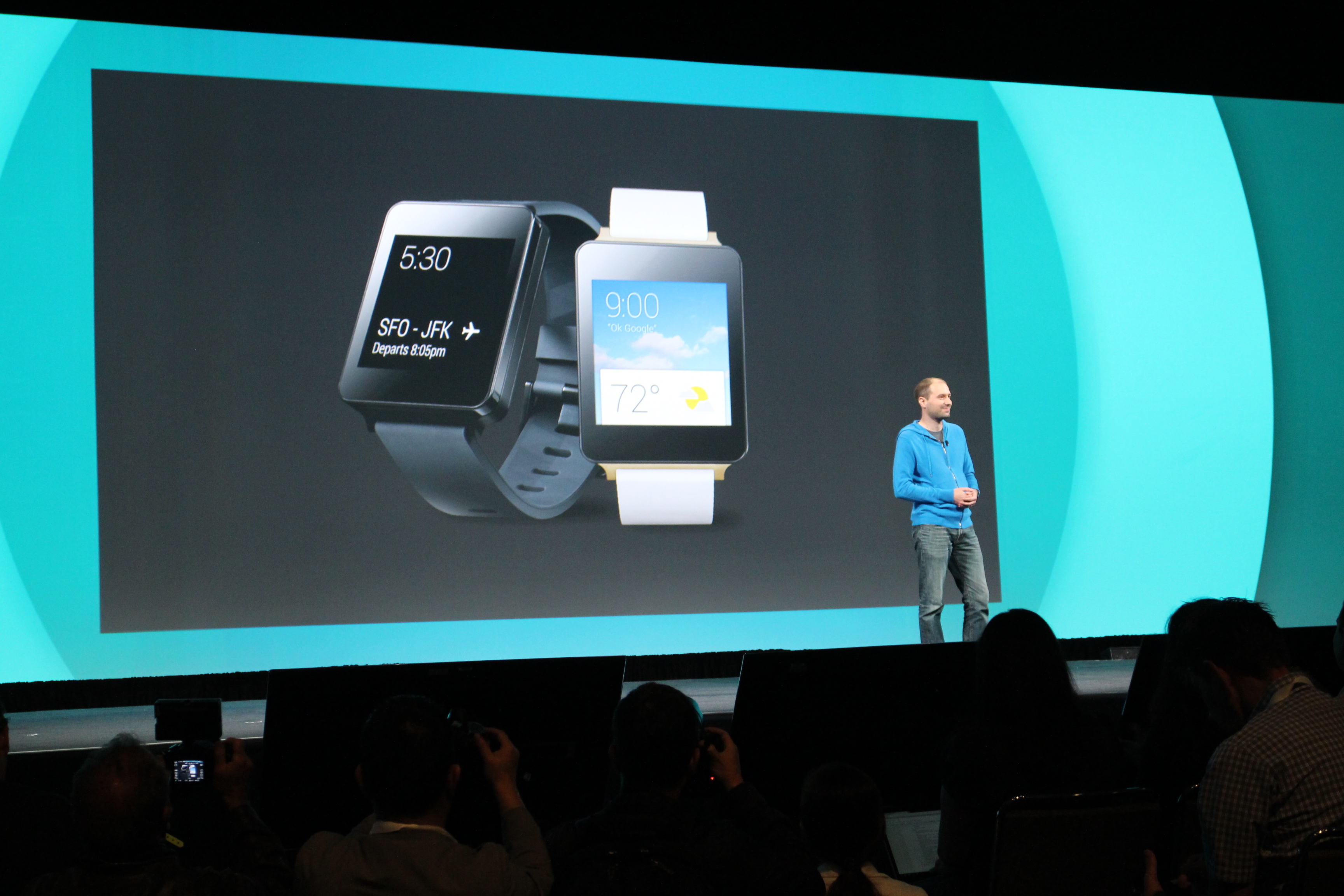 AndroiDreamer: LG G Watch and Samsung Gear Live now ...