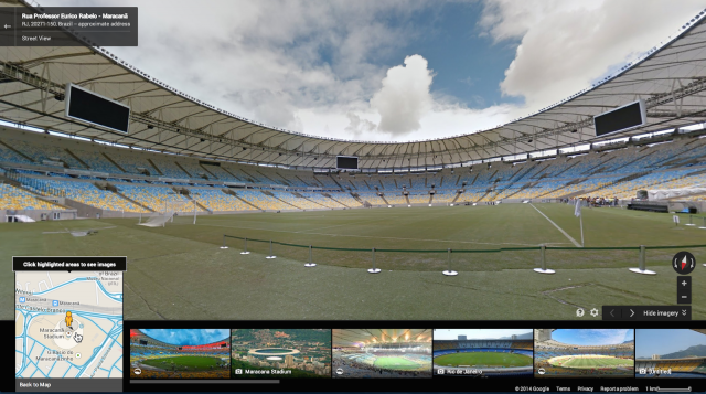 world cup brazil street view 1