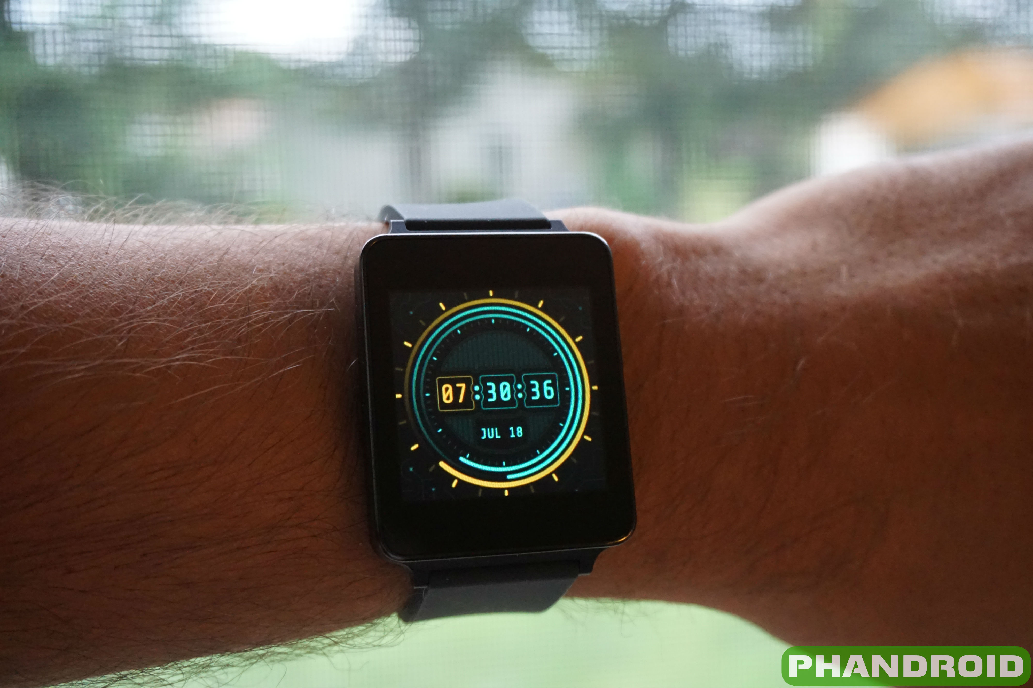 Lg G Watch Doesn T Have Wifi All Other Android Wear