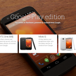Google Play edition page