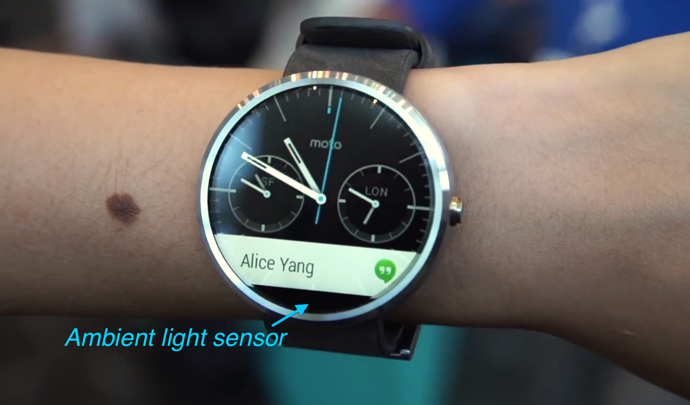 AndroiDreamer: The Moto 360 will be the first Android Wear ...