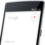 OnePlus One voice search