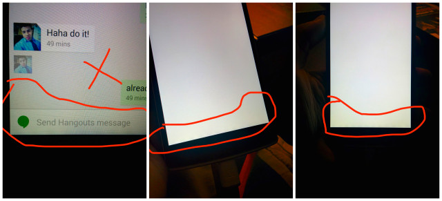 OnePlus One yellow band issue
